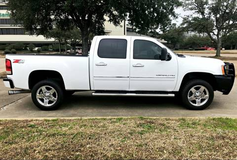 2011 GMC Sierra 2500HD for sale in Longview, TX