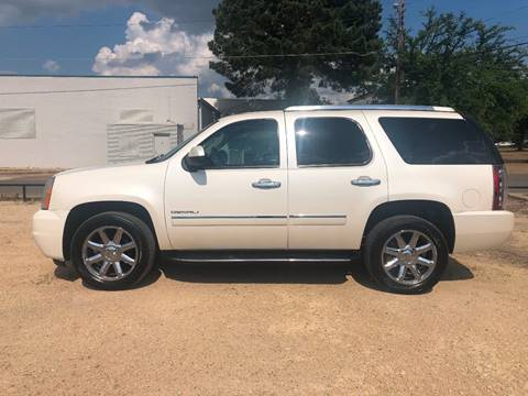 2013 GMC Yukon for sale in Longview, TX