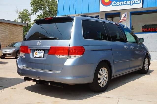 2010 Honda Odyssey Ex L 4dr Mini Van Wdvd And Navi In Pueblo Co
