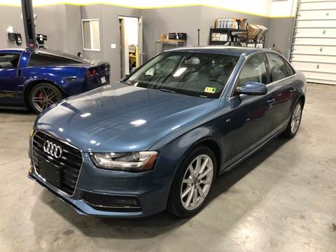 2015 Audi A4 for sale at Loudoun Motors in Sterling VA