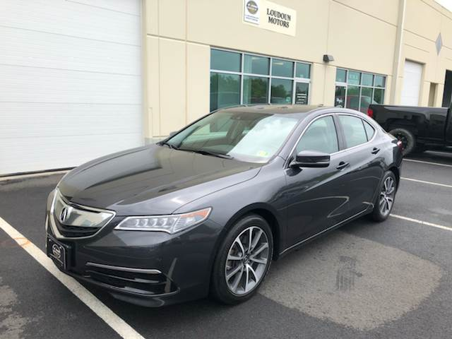 2015 Acura TLX for sale at Loudoun Motors in Sterling VA