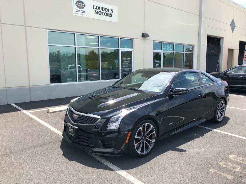 2016 Cadillac ATS-V for sale at Loudoun Motors in Sterling VA