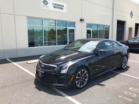 2016 Cadillac ATS-V for sale at Loudoun Motors in Sterling VA