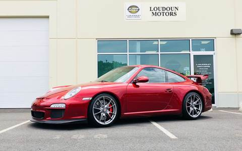 2010 Porsche 911 for sale at Loudoun Motors in Sterling VA