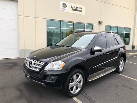 2009 Mercedes-Benz M-Class for sale at Loudoun Motors in Sterling VA