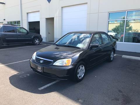 2002 Honda Civic for sale at Loudoun Motors in Sterling VA