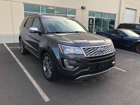 2017 Ford Explorer for sale at Loudoun Motors in Sterling VA