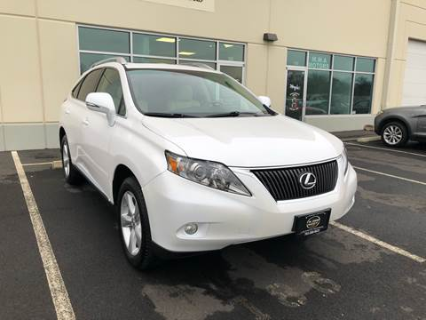 2012 Lexus RX 350 for sale at Loudoun Motors in Sterling VA