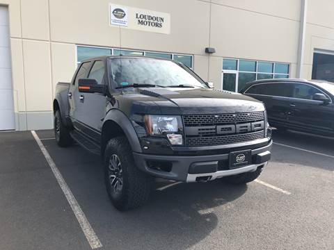 2012 Ford F-150 for sale at Loudoun Motors in Sterling VA