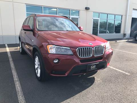 2014 BMW X3 for sale at Loudoun Motors in Sterling VA