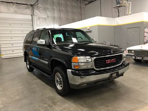 2001 GMC Yukon XL for sale in Sterling, VA