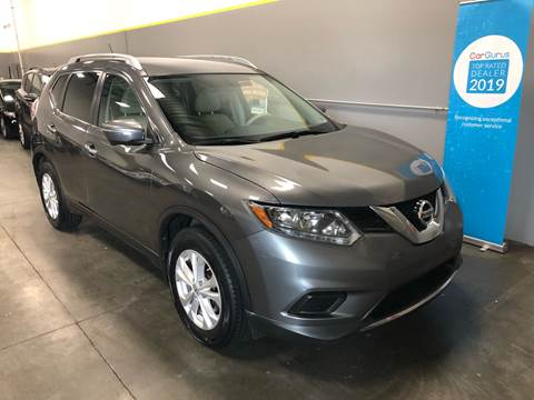 2014 Nissan Rogue for sale at Loudoun Motors in Sterling VA