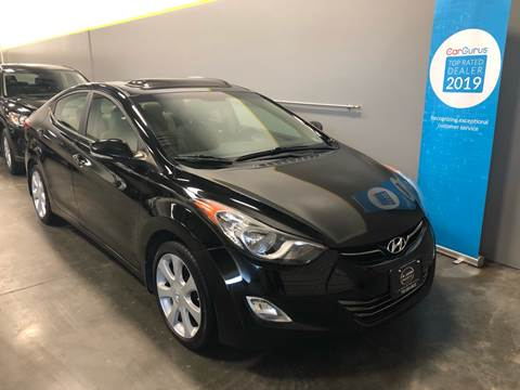 2012 Hyundai Elantra for sale at Loudoun Motors in Sterling VA