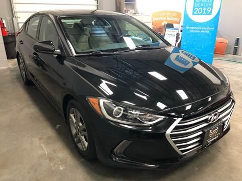 2018 Hyundai Elantra for sale at Loudoun Motors in Sterling VA