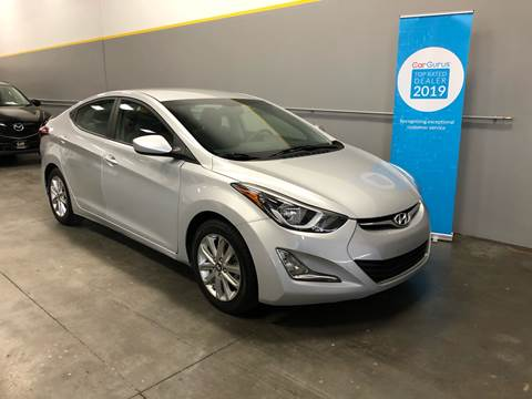 2014 Hyundai Elantra for sale at Loudoun Motors in Sterling VA