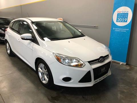 2014 Ford Focus for sale at Loudoun Motors in Sterling VA