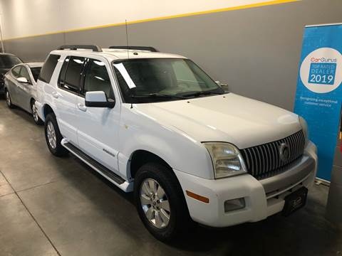 2007 Mercury Mountaineer for sale at Loudoun Motors in Sterling VA