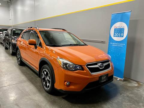 2014 Subaru XV Crosstrek for sale at Loudoun Motors in Sterling VA