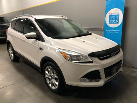 2014 Ford Escape for sale at Loudoun Motors in Sterling VA
