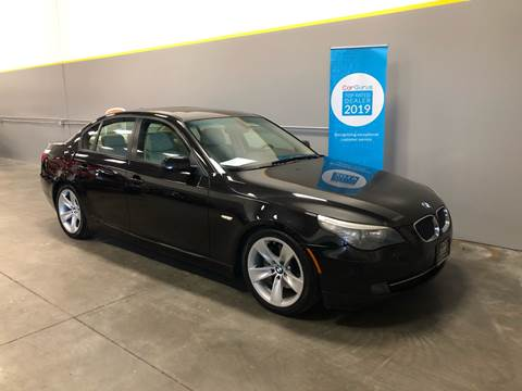 2009 BMW 5 Series for sale at Loudoun Motors in Sterling VA
