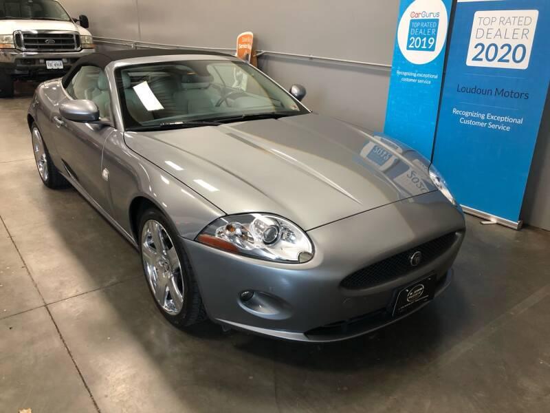 2009 Jaguar XK for sale at Loudoun Motors in Sterling VA