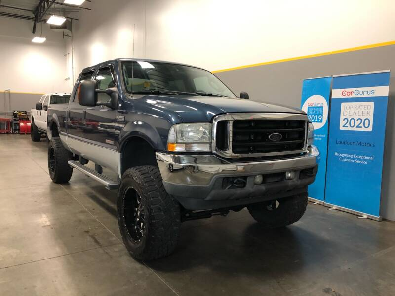 2004 Ford F-250 Super Duty for sale at Loudoun Motors in Sterling VA