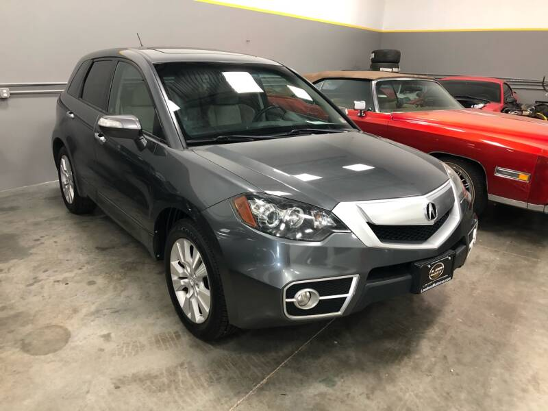 2011 Acura RDX for sale at Loudoun Motors in Sterling VA