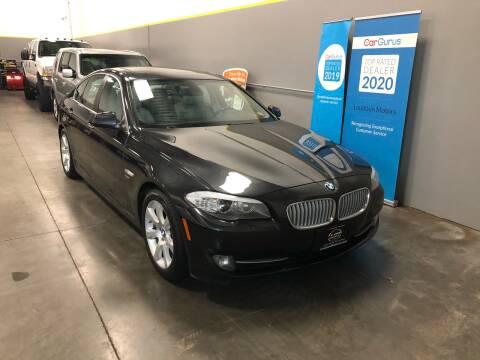 2011 BMW 5 Series for sale at Loudoun Motors in Sterling VA