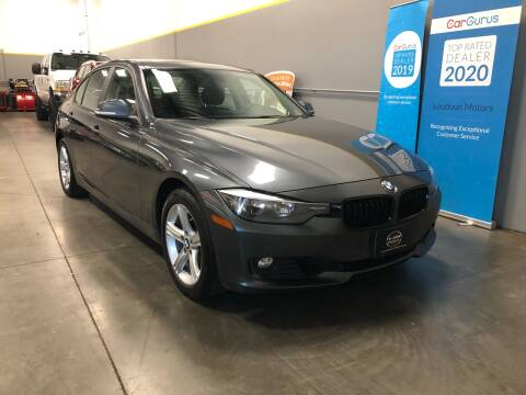 2015 BMW 3 Series for sale at Loudoun Motors in Sterling VA