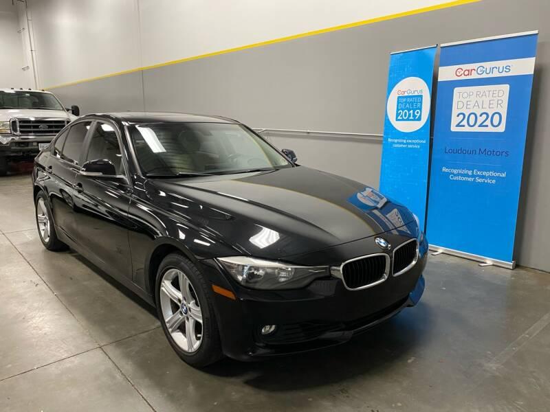 2013 BMW 3 Series for sale at Loudoun Motors in Sterling VA