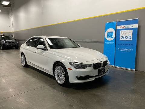 2012 BMW 3 Series for sale at Loudoun Motors in Sterling VA