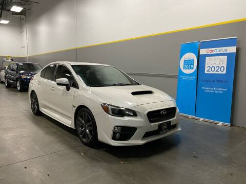 2017 Subaru WRX for sale at Loudoun Motors in Sterling VA