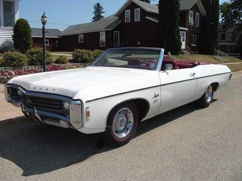 1969 Chevrolet Impala for sale in Lewiston, MN