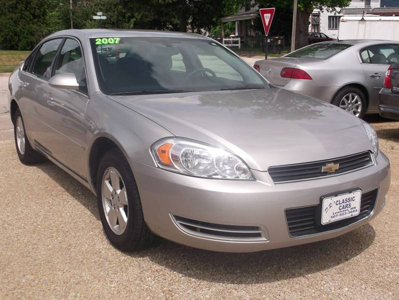 2007 Chevrolet Impala For Sale At D.R.u0027S CLASSIC CARS In Lewiston MN