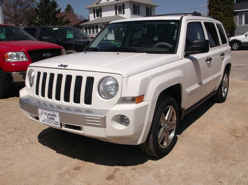 2007 Jeep Patriot Limited In Lewiston Mn Drs Classic Cars