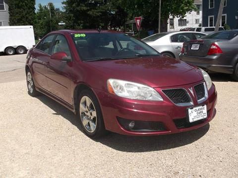 2010 Pontiac G6 for sale in Lewiston, MN
