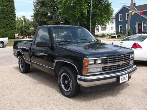 1989 Chevrolet C K 1500 Series For Sale In Lewiston Mn