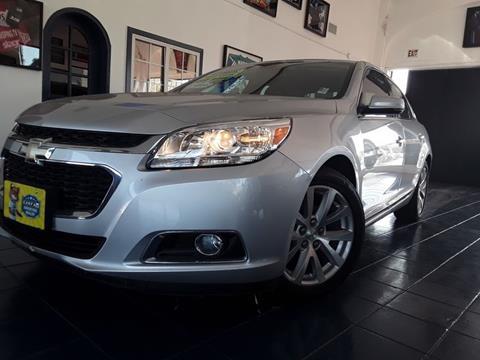 2016 Chevrolet Malibu Limited for sale in Santa Ana, CA