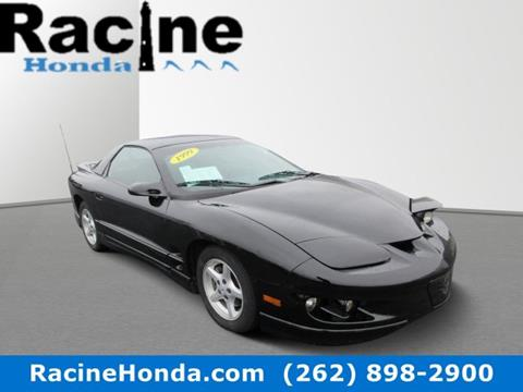 1999 Pontiac Firebird for sale in Racine, WI