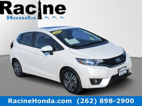 2016 Honda Fit for sale in Racine, WI