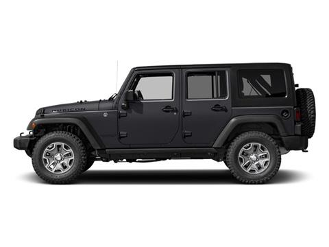 2017 Jeep Wrangler Unlimited for sale in Racine, WI