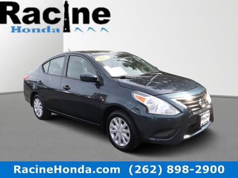 2017 Nissan Versa for sale in Racine, WI