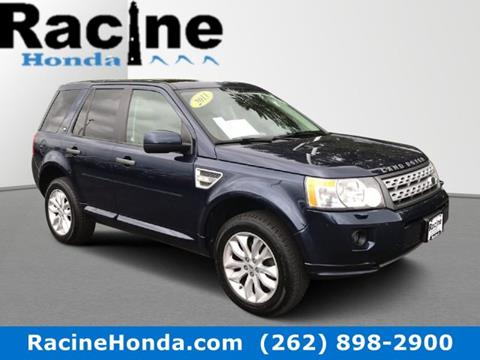 2011 Land Rover LR2 for sale in Racine, WI
