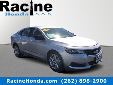 2015 Chevrolet Impala for sale in Racine, WI