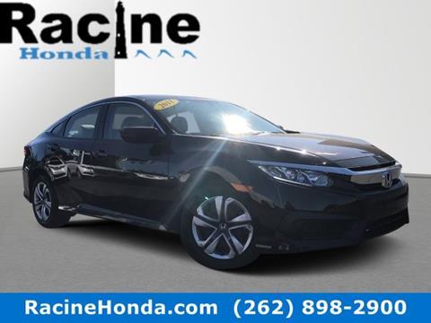 2018 Honda Civic for sale in Racine, WI