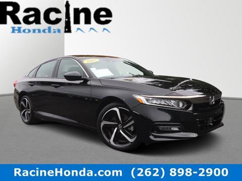 2018 Honda Accord for sale in Racine, WI