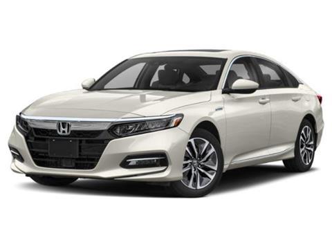 2020 Honda Accord Hybrid for sale in Racine, WI