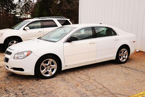 2012 Chevrolet Malibu for sale in Greenwood, SC