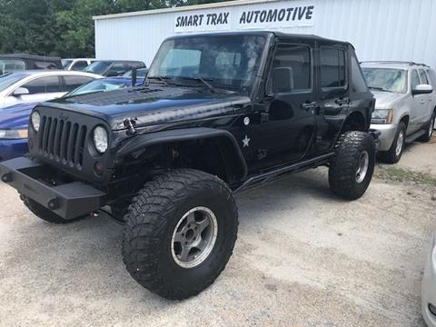 2008 Jeep Wrangler Unlimited for sale in Greenwood, SC