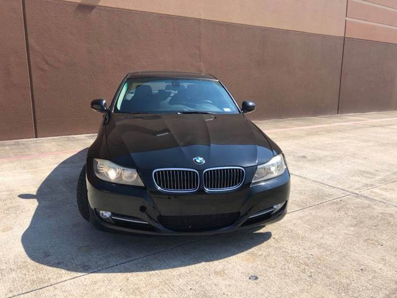 2011 BMW 3 Series for sale at ALL STAR MOTORS INC in Houston TX